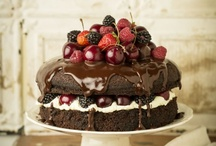 Cakes / Sweets for the Sweets / by Paula Brown