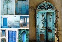 DOORS / by Silvia Hokke v Egmont