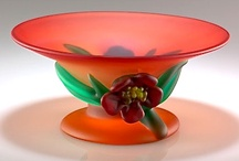 Beautiful Glass in many forms..... / by Tanya Smith