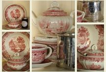 Antique transferware / by Silvia Hokke v Egmont