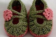 Crochet y punto / by Veva Arranz