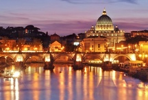 Rome: The Eternal City / The wonders and attractions of Rome, the Eternal City, are endless.  Rome's multi-layered history spans over almost three thousand years, with some of the world's most important art and architecture to be found here. It's also home to fabulous food and a thriving modern art movement.  Come stay at the Spanish Steps Apartment and enjoy this amazing city for yourself! / by The Spanish Steps Apartment Rome Italy Rome, Italy
