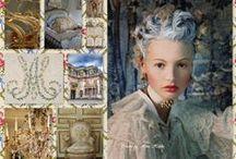 Marie-Antoinette / by Silvia Hokke v Egmont
