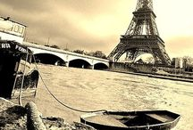 J'aime Paris / If you remove all the people, it's the most romantic city !