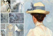 Wedgewood blue / by Silvia Hokke v Egmont