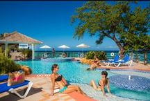 Explore our Resorts / Discover paradise at Jewel Resorts! We offer three of the most beautiful resorts in Jamaica: The Jewel Dunn's River Beach Resort & Spa,  Jewel Runaway Bay Beach & Golf Resort and Jewel Paradise Cove Beach Resort & Spa. Surrounded by a lush landscape, the crystal-clear Caribbean Sea and sun-kissed beaches, these Jamaican resorts offer a perfect getaway for unforgettable all-inclusive vacations!