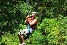 """Experience Jamaica / Want some adventure in your life? Ocho Rios or """"Ochi"""" is a top Jamaican destination for all sorts of adventure tours, water tours and rainforest activities. The Jewel Dunn's River can help you book any of these activities and many, many more."""