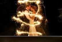 A Golden Wedding / outdoor / afternoon 'til midnight / a thousand lights / intimate / not a golden wedding - golden wedding but like a gold wedding - golden wedding / by Ellain Dela Cruz