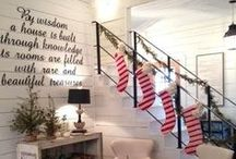 {Holiday Decor} / by Sarah Belle