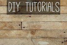DIY// Artesanías / Manualidades / Explicaciones y diferentes técnicas artesanales de todo tipo de objetos