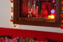 Espacios & Rincones ... favoritos / Todos los rincones y espacios decorados amorosamente ....