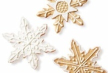 Christmas Cookies / The Perfect Christmas Gift...and snack...for you, for me, for Santa.... / by Paula Brown