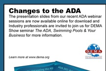 2012 DEMA News / by DEMA.org