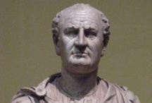 Year of 4 Emperors 69 C.E.  / After Nero's death, with no Julio-Claudan heir, Rome was plunged into civil war and a year in which four men seized the imperial throne. Three men -- Galba, Otho, and Vitellius -- rapidly vied for the imperial throne. Key to the throne was control of (or payment to) the military. Waiting in the wings, however, was Vespasian, a capable soldier from an equestrian family, who would soon found the Flavian Dynasty. / by The Spanish Steps Apartment Rome Italy Rome, Italy