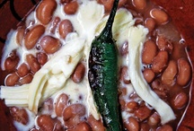 Beans, Peas and other Legumes / Recipes from Around the World.  Beans are full of protein and very good for the heart. / by Paula Brown