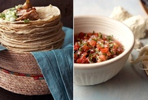 Cinco de Mayo / Vamos a Comer!  Check out these recipes.  If you want more go to my South of The Border board and my Taco board. Thanks! / by Paula Brown