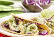 Mexican food /  authentic Mexican food and some foods inspired by it / by Rose Van Zandt