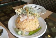 Filipino food / or any Asian food / by Rose Van Zandt