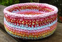 Crochet (Can't Do it!) / I am spastic when it comes to learning crochet.  My daughter is a master at it.  I'll post it, she can make it.  Sounds good to me! / by Paula Brown