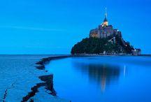 J'aime la Normandie / Jolie Noarmandie au charme et à l'histoire bien ancrée.