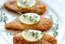 Chicken yummers! / Chicken recipes / by Shelley Loving