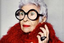Iris Apfel- ICON  / by Meredith Wade
