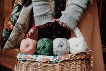 knitting and crochet / patterns and tutorials / by Rose Van Zandt
