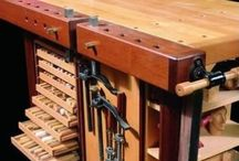 Ébénisterie  / ébénisterie. Trucs et astuces.  Woodworking. Tips and tricks / by Martine Boucher