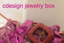My Etsy shops / Please visit my Etsy shops cdesignjewelrybox & cdesignartist
