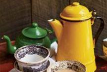 Boozy Tea / Tea with a Kick! / by Paula Brown