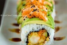 Sushi Recipes / all about sushi