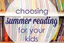 Books for E & P ... / Lists of books that my kiddos either need to read - because they are classics; or read because they might actually enjoy them!!