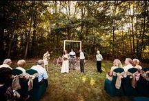 Outdoor Wedding Pictures