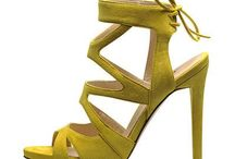 EVITA - Styles in Gelb