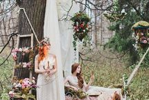 The forest wedding