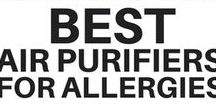 Best air purifiers for allergies and asthma / Air purifiers for your home | air purifiers for allergies | air purifiers for asthma | tips for allergies | plants that purify air | indoor air quality