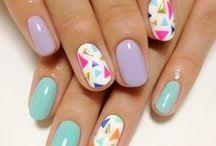 Nailed it. / magical nails. / by Katie Kaapcke