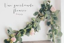 Wedding Garlands / Garland ideas for any wedding, party, or event