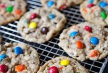 Cookies! / Recipes for the Best Bar Cookies and Drop Cookies