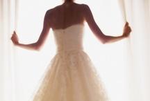 Wedding - Dresses  / by Sabrina Blondman