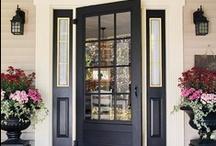 neato doors. / by Katie Bergstrom