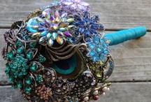 Wedding Bouquet/Boutonniere / by Terra Bandor