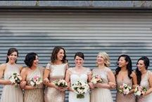 Bridesmaids / Great Bridesmaids Dresses + Overall Ideas for your Bridesmaids