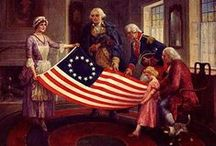 An American Celebration / Independence Day - the 4th of July  / by Romom ~