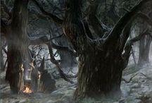 A Frightful Night! / by Romom ~