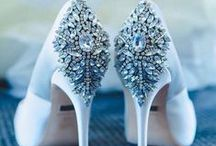 Shoes to kill and die for / by Weddings OnPoint