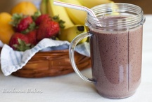Drinks / Recipes for Smoothies, Juice, Hot Drinks, and More