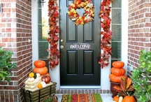 Fall Porches / by Kathy Luty