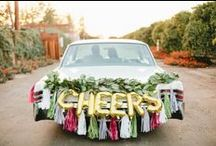 Getaway Cars / Fun Getaway Cars For Your Wedding Day