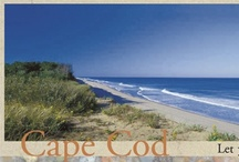 Cape Cod / by Kathy Luty